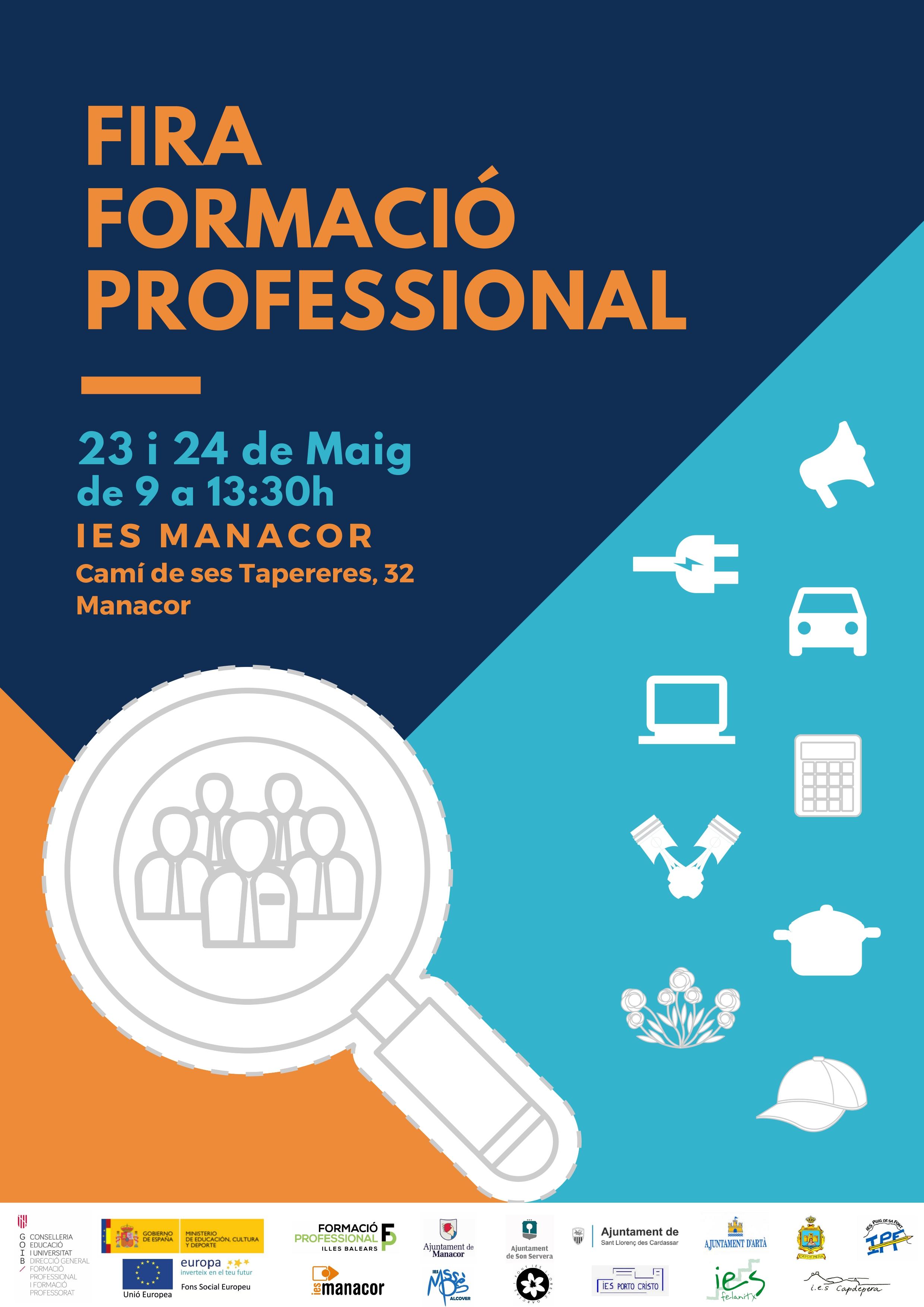 FIRA FORMACIÓ PROFESSIONAL